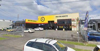 Tony's Tyre Service New Lynn