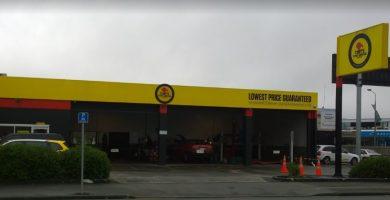 Tony's Tyre Service Papanui