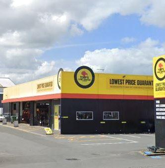 Tony's Tyre Service Te Rapa