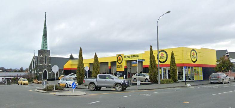 Tony's Tyre Service Timaru