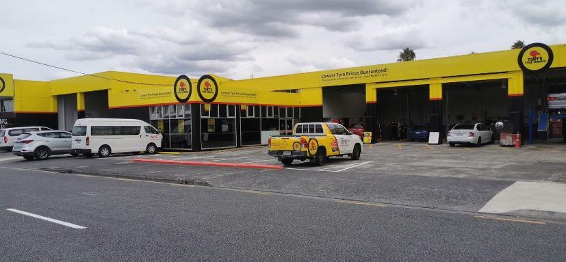 Tony's Tyre Service Whangarei