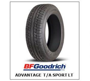 BF Goodrich Advantage T/A Sport LT