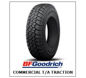 BF Goodrich Traction T/A