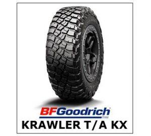 BF Goodrich Krawler T/A KX