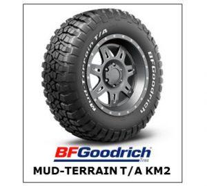 BF Goodrich Mud-Terrain T/A KM2