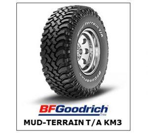 BF Goodrich Mud-Terrain T/A KM3