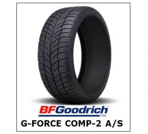 BF Goodrich g-Force COMP-2 A/S