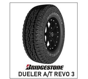 Bridgestone Dueler A/T Revo 3