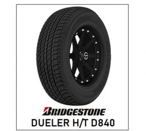 Bridgestone Dueler H/T D840