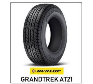 Dunlop Grandtrek AT21