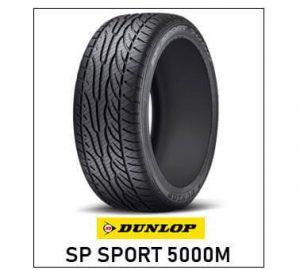 Dunlop SP Sport 5000 M