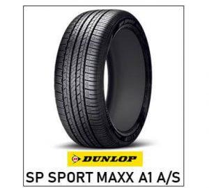 Dunlop SP Sport Maxx A1 A/S