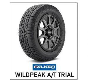 Falken WildPeak A/T Trail