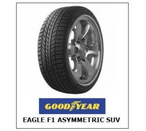 Goodyear Eagle F1 Asymmetric SUV