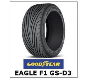 Goodyear Eagle F1 GS-D3