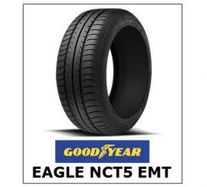 Goodyear Eagle NCT5 EMT
