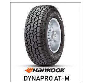 Hankook Dynapro AT-M