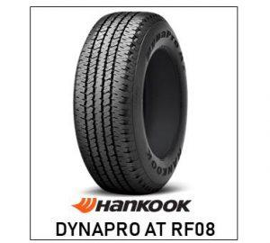 Hankook Dynapro AT RF08