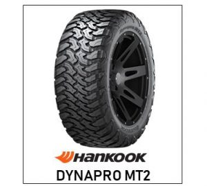 Hankook Dynapro MT2