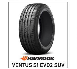 Hankook Ventus S1 evo2 SUV