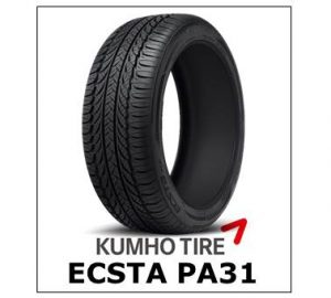 Kumho Ecsta PA31