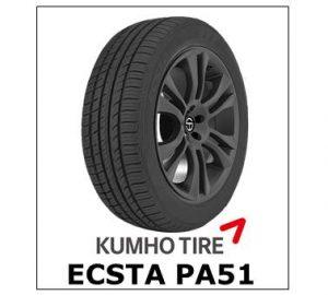 Kumho Ecsta PA51