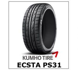 Kumho Ecsta PS31