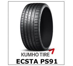 Kumho Ecsta PS91