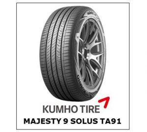 Kumho Majesty 9 Solus TA91