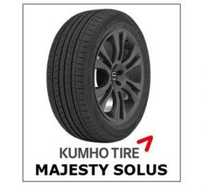 Kumho Majesty Solus