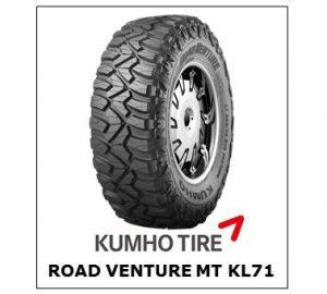 Kumho Road Venture MT KL71
