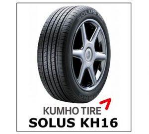Kumho Solus KH16
