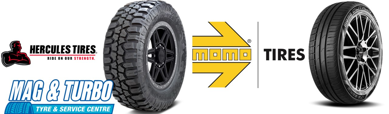 Mag and Turbo Hercules Momo