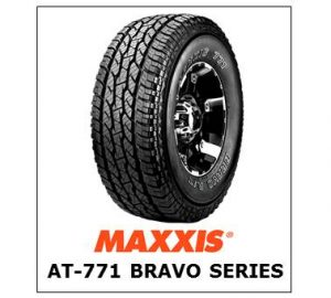 Maxxis AT-771 Bravo Series