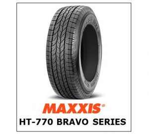 Maxxis HT-770 Bravo Series