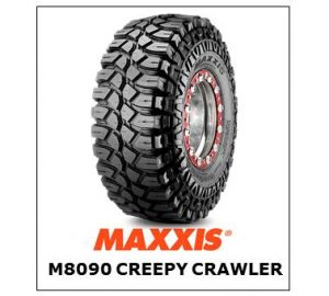 Maxxis M8090 Creepy Crawler