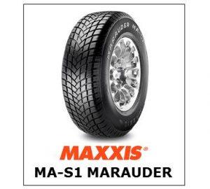 Maxxis MA-S1 Marauder