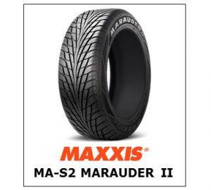 Maxxis MA-S2 Marauder II
