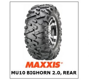 Maxxis MU10 Bighorn 2.0 Rear
