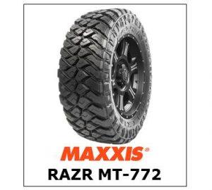Maxxis Razr MT-772