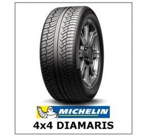 Michelin 4x4 Diamaris - Tyres NZ