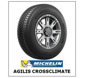 Michelin Agilis CrossClimate - Tyres NZ