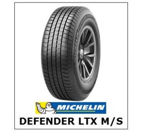 Michelin Defender LTX M/S - Tyres NZ