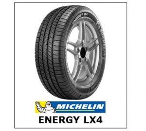 Michelin Energy LX4 - Tyres NZ