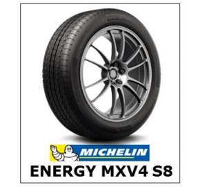 Michelin Energy MXV4 S8 - Tyres NZ
