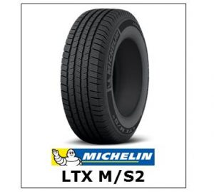Michelin LTX M/S2 - Tyres NZ
