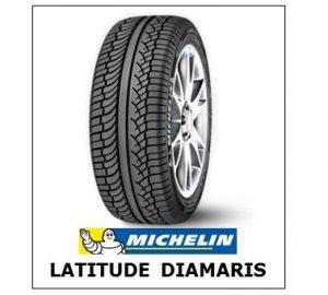 Michelin Latitude Diamaris - Tyres NZ