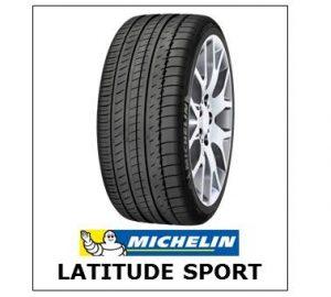 Michelin Latitude Sport 3 - Tyres NZ