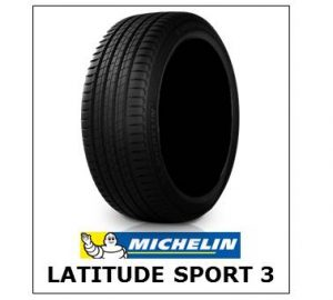 Michelin Latitude Sport - Tyres NZ