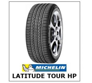 Michelin Latitude Tour HP - Tyres NZ